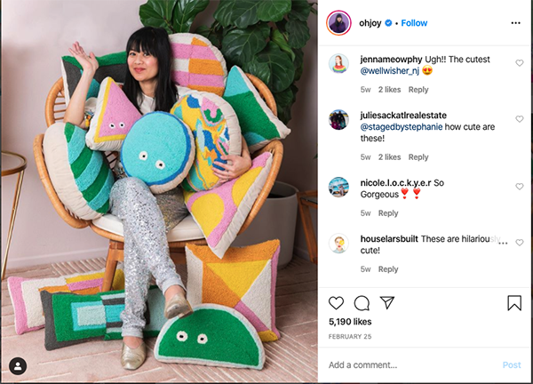 best arts and crafts influencers 2020 ohjoy